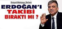 Gül Erdoğan'ı Twitter'da takibi bıraktı mı?