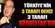 Hasip Kaplan: Türkiye'nin 3 Tarafı Deniz, 3 Tarafı Kürdistan'dır