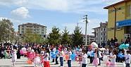 İlçelerde 23 Nisan Kutlamaları