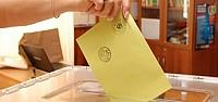 İlk oy kullanıldı