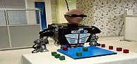 İnsansı Robot AKINOID-3 (Akıncı-3) Geliyor