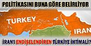 İran Ortadoğu Politikasını Türkiye'ye Göre Belirliyor