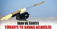 İran ve Suriye Birleşip Türkiyeye Savaş Açabilir