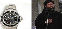IŞİD Liderinin Rolex Saati