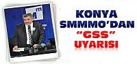 İsmail Turan'dan GSS Uyarısı
