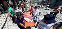 İsrail Katliama Doymuyor