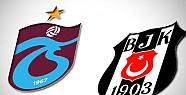 İşte BJK ve Trabzon'un Rakipleri