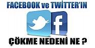 İşte Facebook ve Twitter'ın Çökme Nedeni