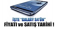 İşte Galaxy S4'ün Fiyatı ve Satış Tarihi