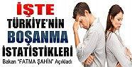 İşte Türkiye'de Evilik ve Boşanma Bilançosu