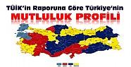 İşte Türkiye'nin Mutluluk Profili