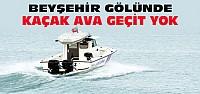 Jandarma Kaçak Balık Avına Geçit Vermedi