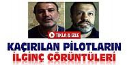 Kaçırılan Pilotların Lübnan'da İlginç Görüntüleri-VİDEO