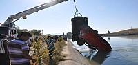 Kanala Devrilen Römorktaki Genç Kız Öldü