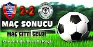 Karabükspor Konyaspor Maç Sonucu