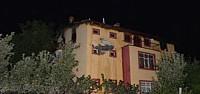Karaman'da Yangın: 4 Ölü