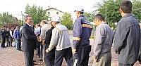 Karatay Belediyesi'nde Bayramlaşma