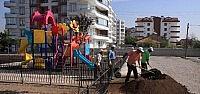 Karatay'a Dört Yeni Park Daha