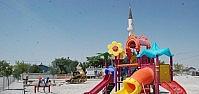 Karatay'da Yeni Mahallelere 40 Çocuk Parkı