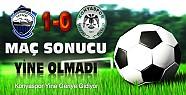 Kayseri Erciyesspor-Torku Konyaspor Maç Sonucu