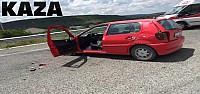 Kaza:Otomobil Takla Attı