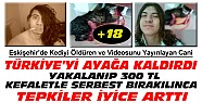 Kediyi İşkenceyle Öldüren Cani Türkiye'yi Ayağa Kaldırdı-Serbest Bırakılınca Tepkiler Büyüdü
