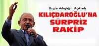 Kemal Kılıçdaroğlu'na Sürpriz Rakip Çıktı
