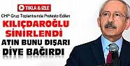 Kılıçdaroğlu Kürsüyü Yumruklayarak Bağırdı-Atın Bunu Doşarı-Tıkla İzle
