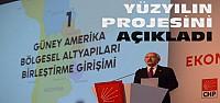 Kılıçdaroğlu Yüzyılın Projesini Açıkladı