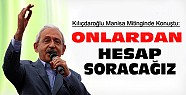 Kılıçdaroğlu:Devleti kuran bir parti nasıl yönetemez..