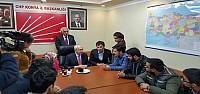 Kılıçdaroğlu'na Konya'da Doğum Günü Sürprizi