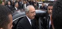 Kılıçdaroğlu'na şok protesto