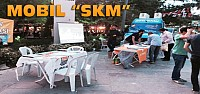 Konya Ak Gençlikten Mobil SKM