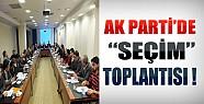 Konya AKP'de Seçim Toplantısı