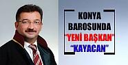 Konya Barosunda Başkanlık Seçimi Tamamlandı