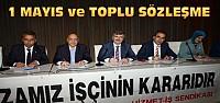 Konya Belediyelerinde Toplu Sözleşme İmzalandı