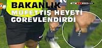 Konya-Beşiktaş Maçına Müfettiş Görevlendirildi