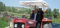 Konya Şeker'den Motorin Avansı