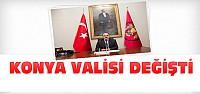 Konya Valisi Muammer Erol Merkeze Alındı