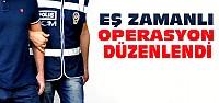 Konya-Antalya Merkezli Uyuşturucu Operasyonu