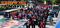 Konya'da 19 Mayıs Etkinlikleri