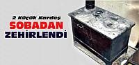 Konya'da 2 Kardeş Sobadan Zehirlendi