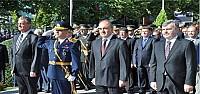 Konya'da 30 Ağustos Zafer Bayramı Kutlamaları
