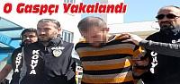 Konya'da 5 markette gasp yapan zanlı yakalandı