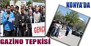 Konya'da Açılacak Olan Gazinoya Tepki