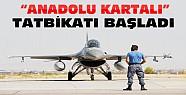 Konya'da Anadolu Kartalı Tatbikatı