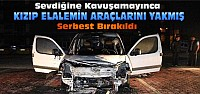 Konya'da araçları yakan kişi yakalandı-Serbest...