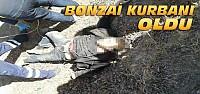Konya'da Bir Genç Daha Bonzai Kurbanı...