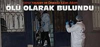 Konya'da Bir Şahıs Kaldığı Depoda Ölü Bulundu