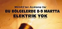 Konya'da Bu Bölgelerde Elektrik Kesintisi...